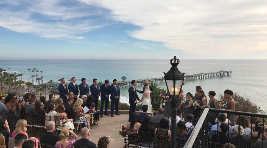 Casa Romantica March Wedding