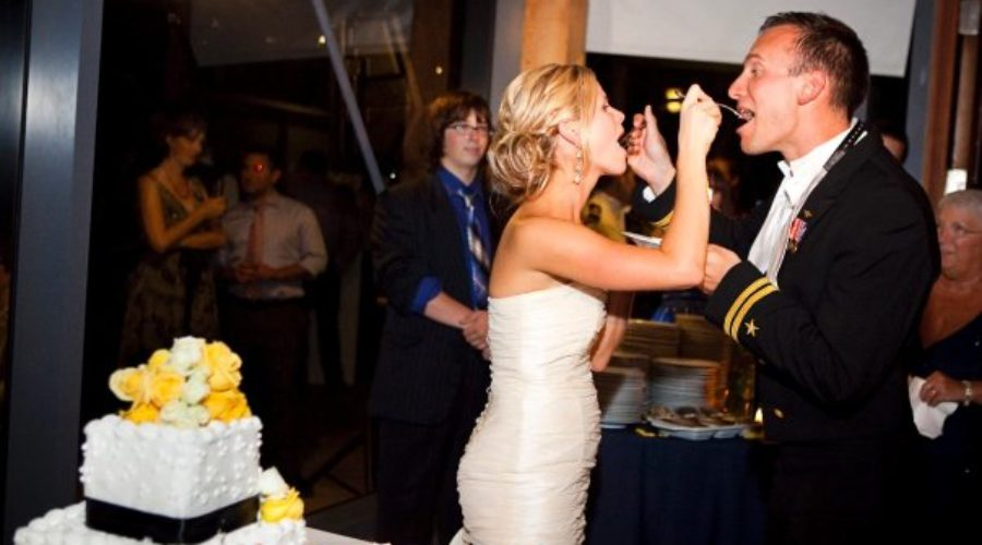 Wedding Event: The Cake Cutting Ceremony
